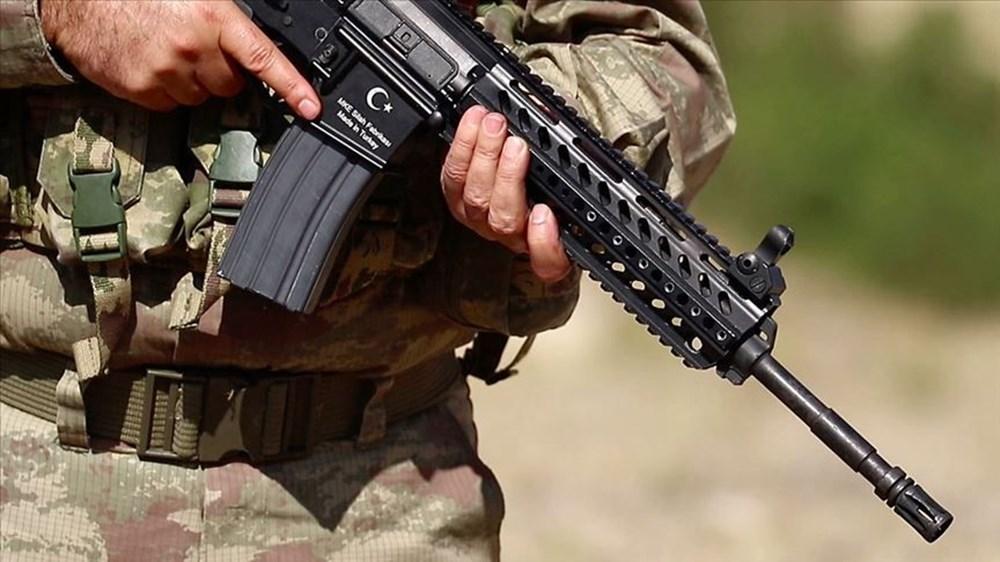 TSK envanterine giren 4 silah sistemi ilk defa kullanıldı (Hedefler tam isabetle vuruldu) - 47