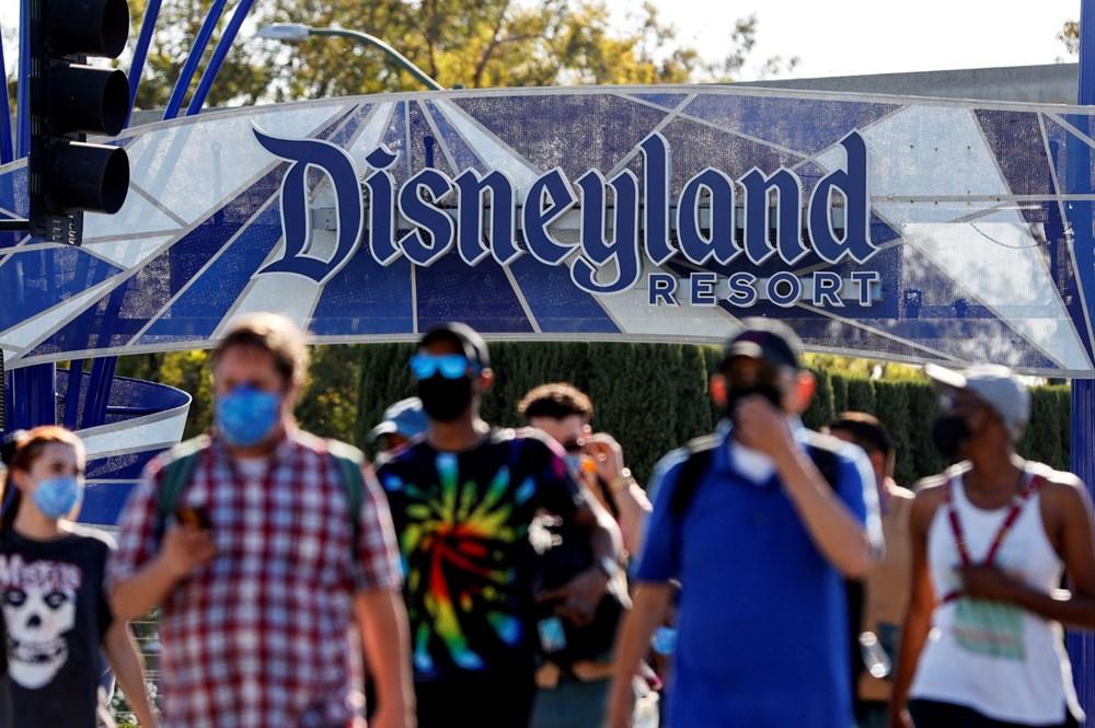 Disneyland Paris reopened after 7.5 months - 1