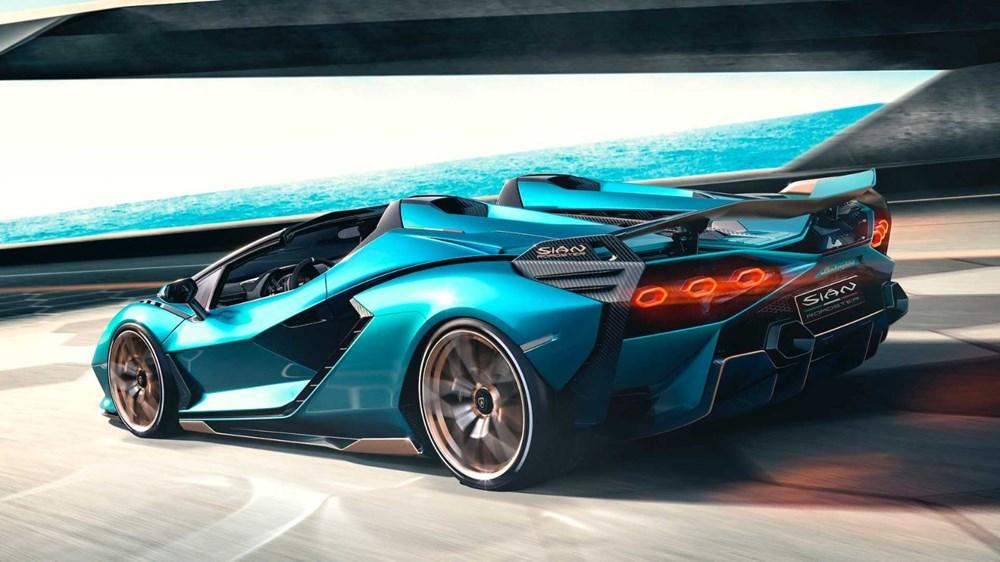 Lamborghini Sion Roadster tanıtıldı (Sadece 19 adet üretilecek) - 10