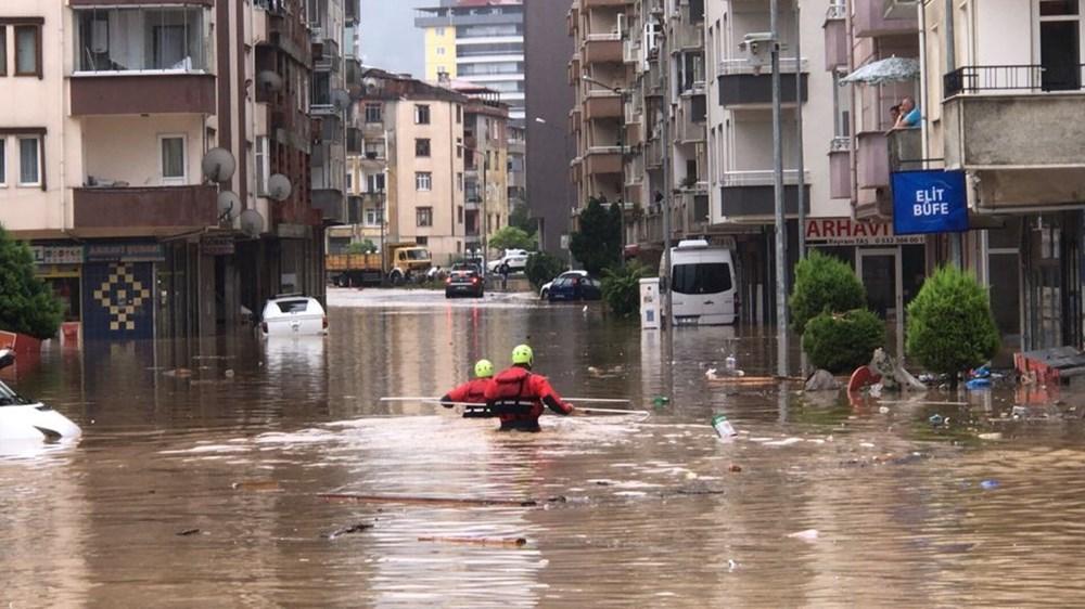 Doğu Karadeniz yine sele teslim - 4