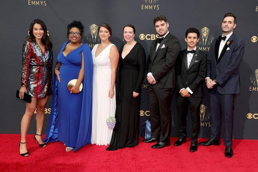 2021 Emmy Ödülleri'nin sahipleri belli oldu (73. Emmy Ödülleri'ni kazananlar) - 33