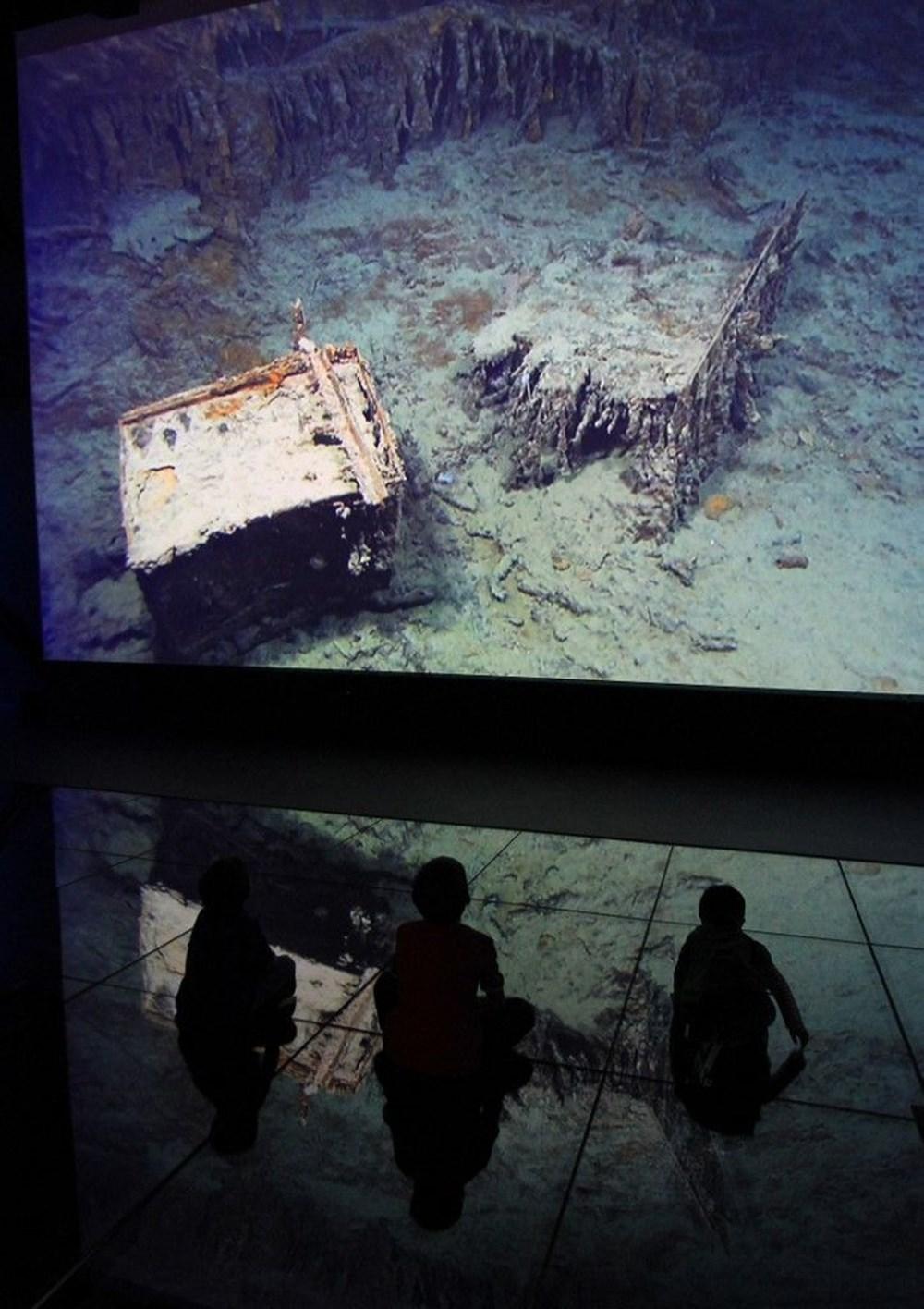 Titanik gemisi yok olmadan önce keşif ekibi enkazı araştıracak - 3