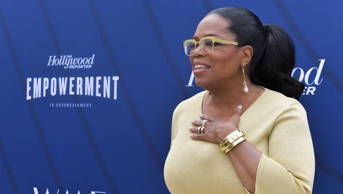 Oprah Winfrey travmatik geçmişini anlattı: Sırtım kamçıdan kan içindeydi