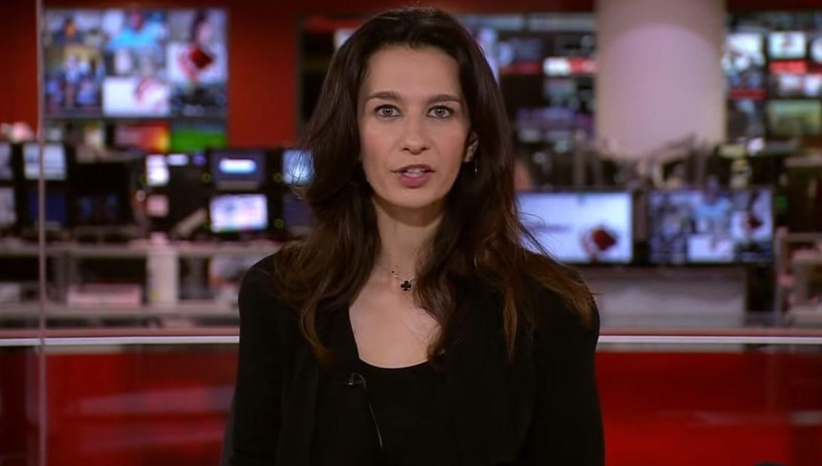 Taliban Sözcüsü canlı yayında BBC sunucusunu aradı: