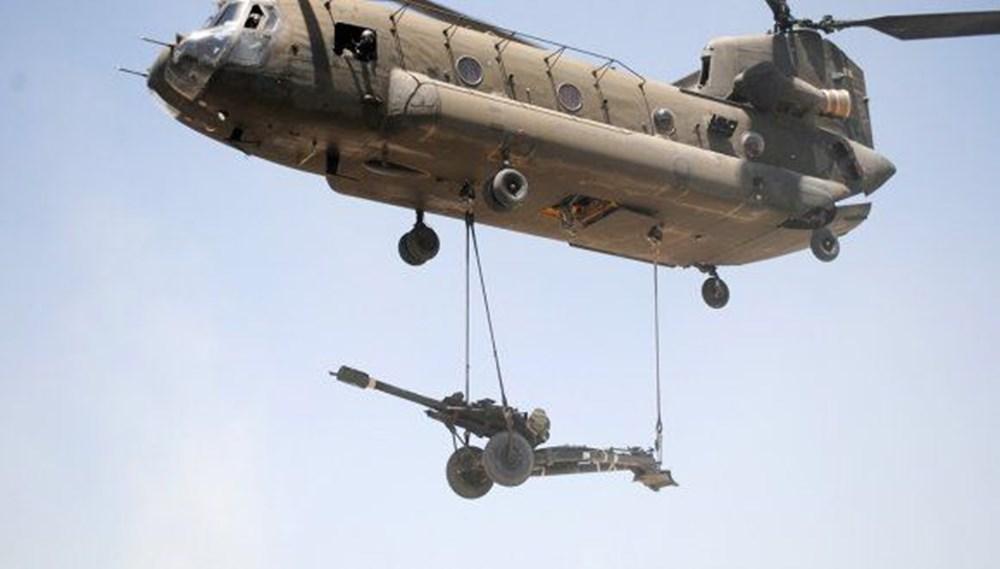 Aksungur tam yüklü mühimmatla 1 günden fazla uçtu (Türkiye'nin yeni nesil silahları) - 174