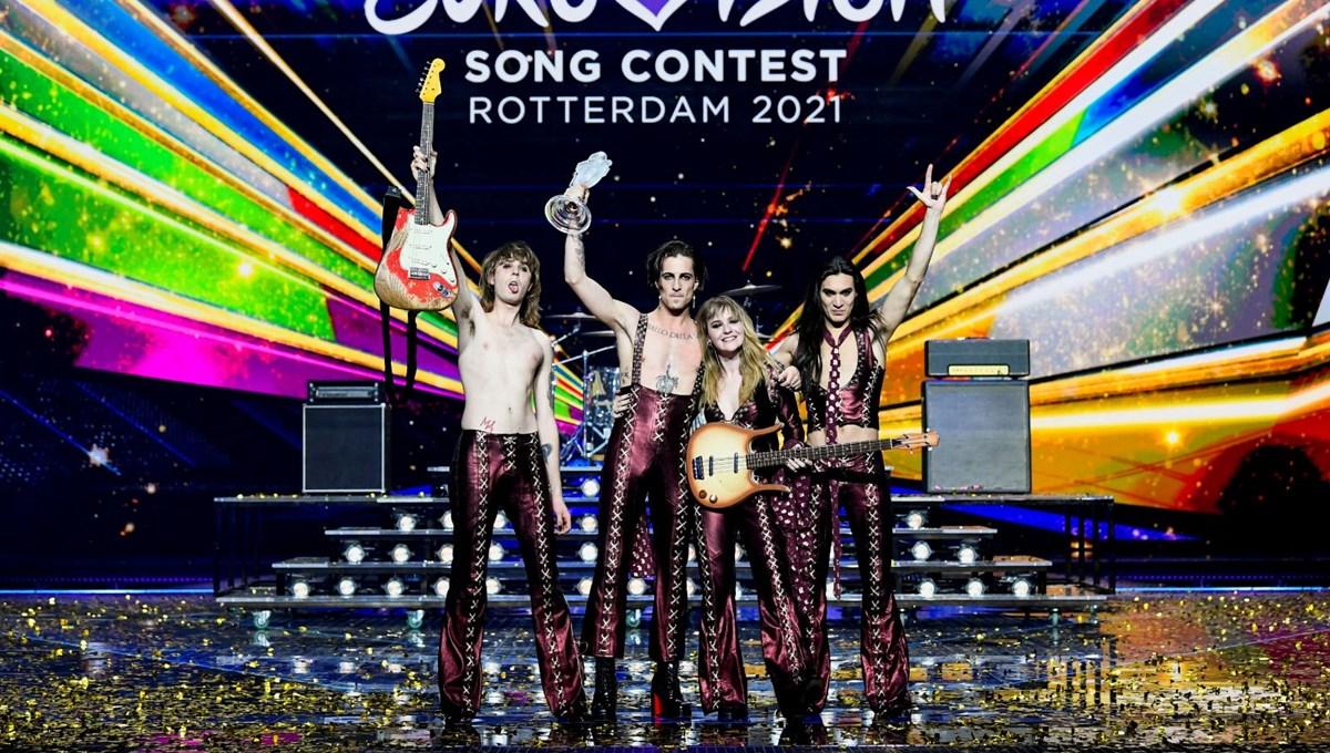 Eurovision'da kazanan İtalya