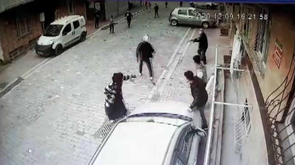 Top oynayan çocuklara kızdı, tüfekle ateş açtı - 5