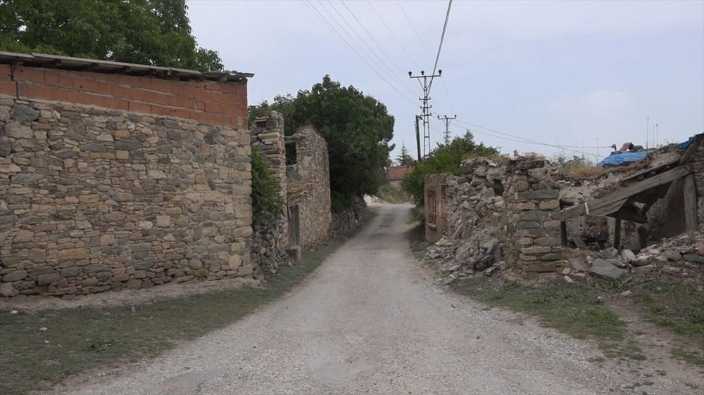 Helenistik dönemde kurulan Attouda Antik Kenti'nde yaşam devam ediyor - 13