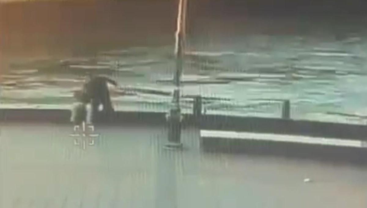 İstanbul'da korkunç cinayet: Sahilde oturan adamı 'Yan baktın' diyerek denize attı