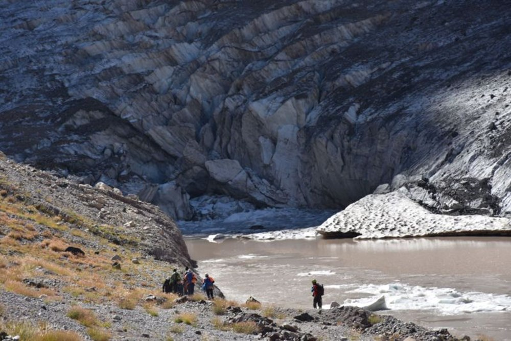 Türkiye'nin en büyük buzulu: Cilo Dağları - 5