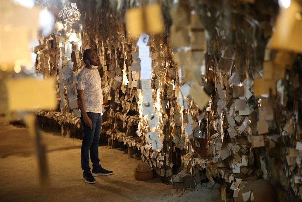 Dünyanın en ilginç müzelerinden biri: Kapadokya Saç Müzesi - 16