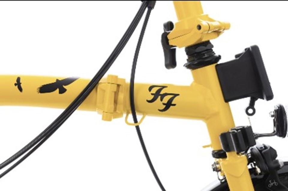 Foo Fighters bisikleti