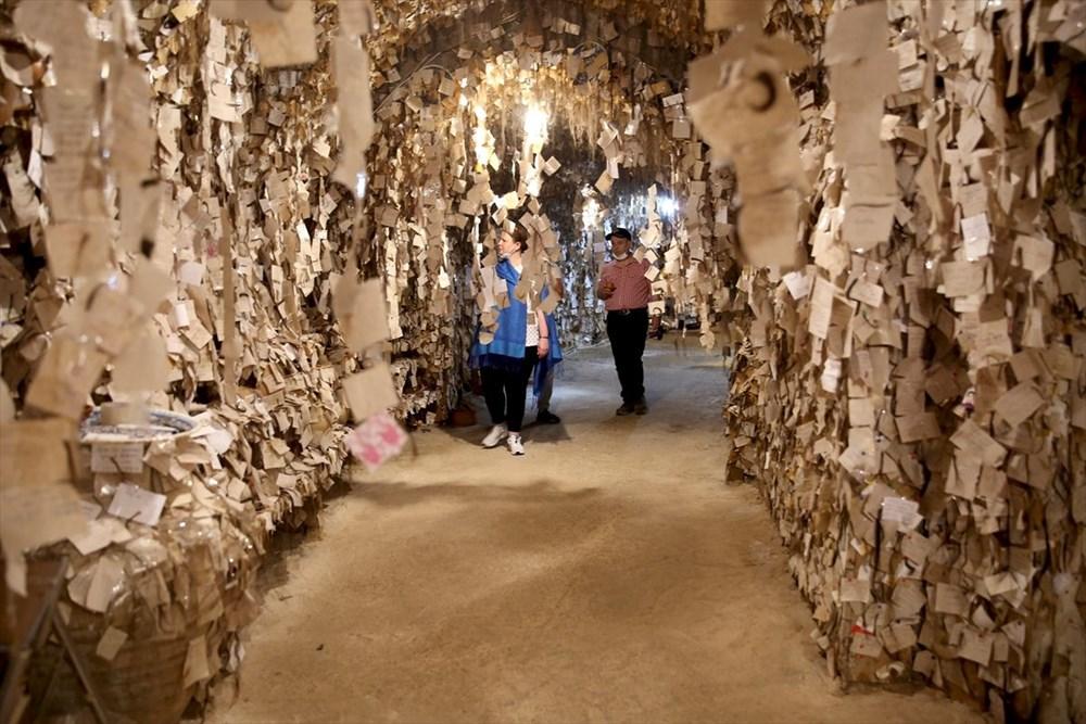 Dünyanın en ilginç müzelerinden biri: Kapadokya Saç Müzesi - 2
