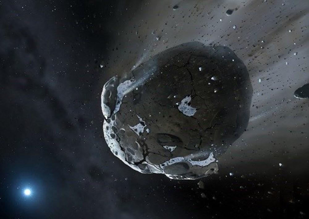 NASA açıkladı: Uzay aracı Bennu'ya indi - 5
