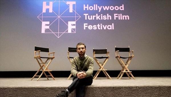 Burak Çevik'in Aidiyet filmiHollywood Türk Filmleri Festivali'nde