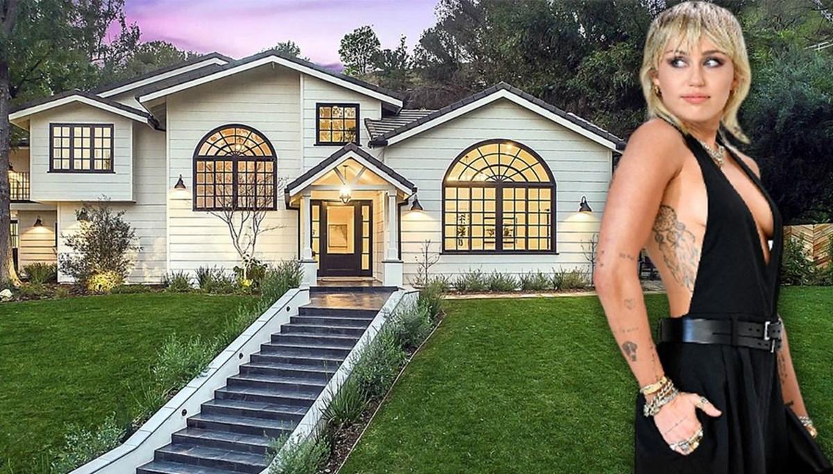 Miley Cyrus evini bir yılda 2.3 milyon dolar karla sattı