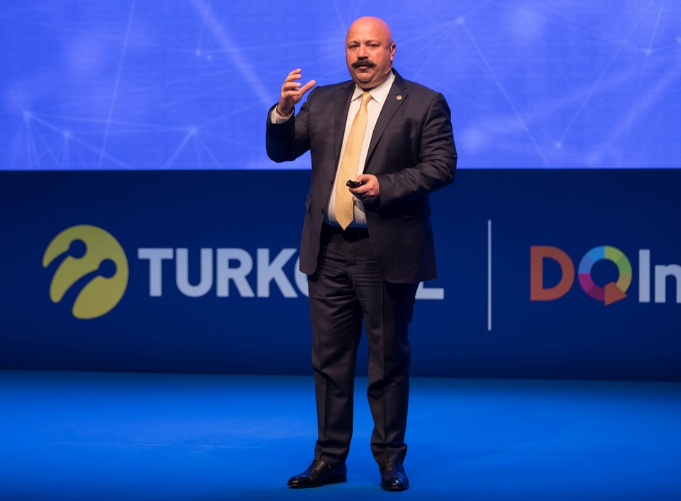 Kaan Terzioğlu, TurkcellDijital Zeka (DQ)