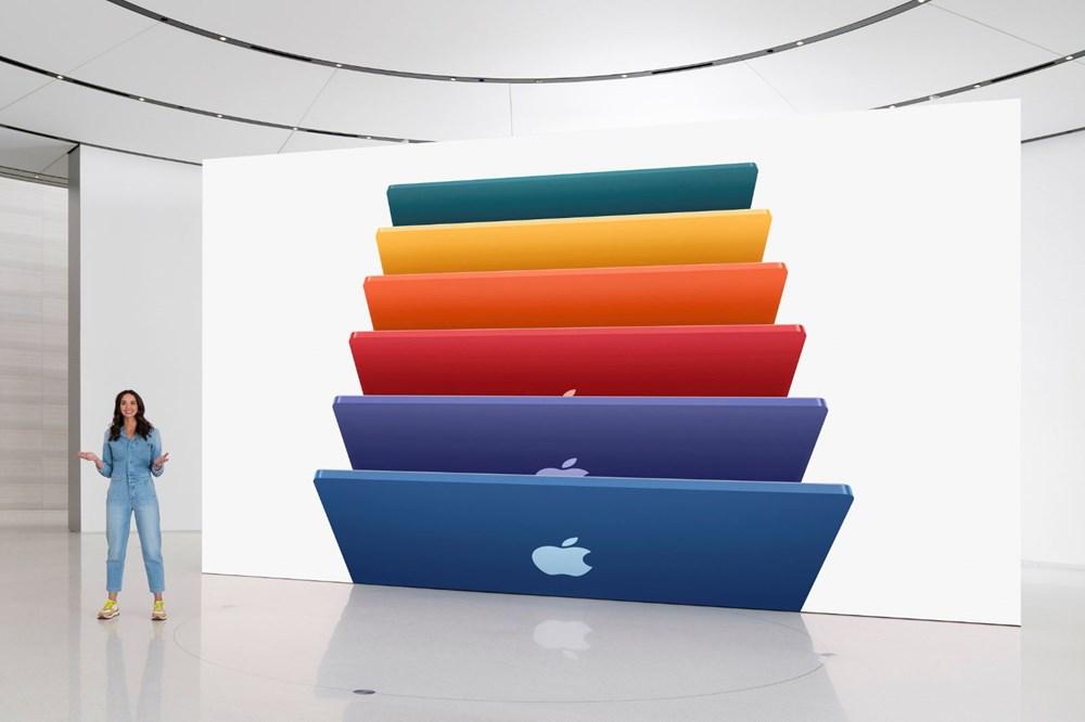 Apple yeni ürünlerini tanıttı: Renkli iMac ve 'en güçlü tablet' iPad Pro damga vurdu - 2