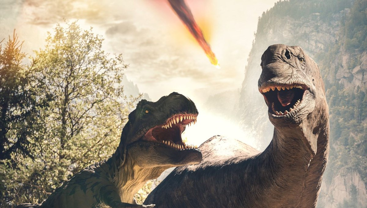 Dinozorları yok eden asteroidin oluşturduğu dev tsunaminin dalgaları 66 milyon yıl sonra ilk kez görüntülendi
