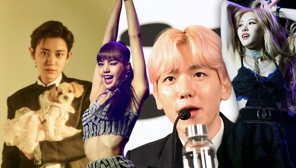 Instagram'da en çok takip edilen K-pop yıldızları