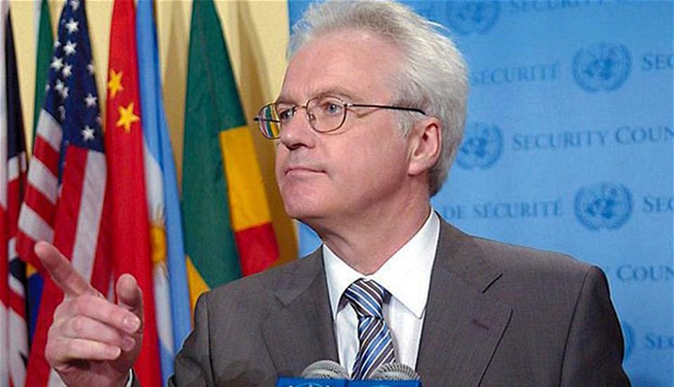 Rusya'nın BM Daimi Temsilcisi Vitaly Churkin, muhaliflerin kimyasal saldırısında 26 kişinin öldürüldüğünü iddia etti.