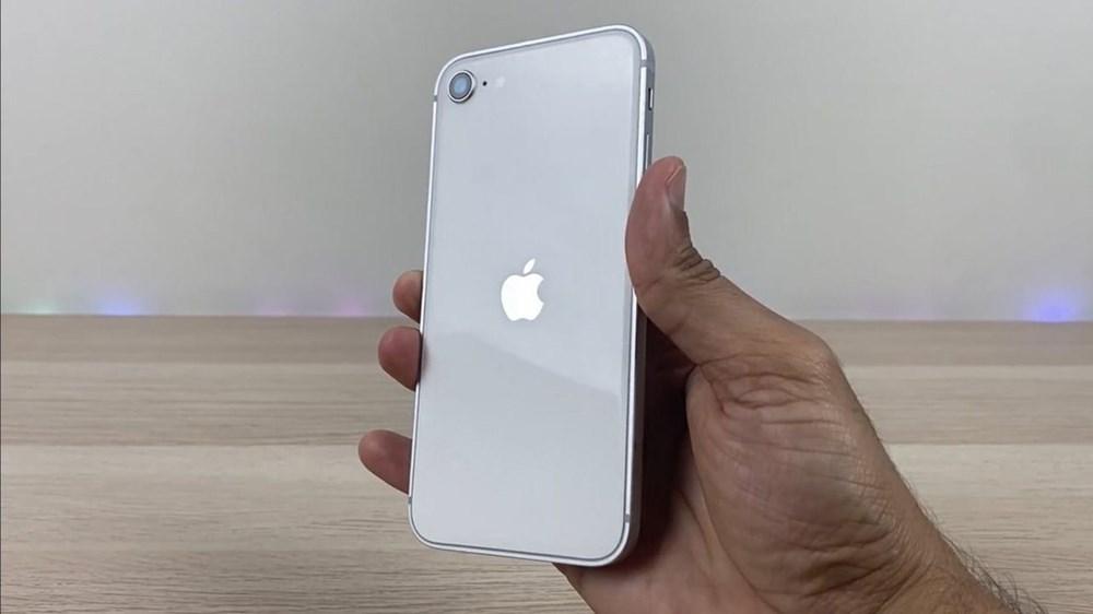 Ucuz iPhone olarak bilinen iPhone SE 3'ün görüntüleri sızdı - 2