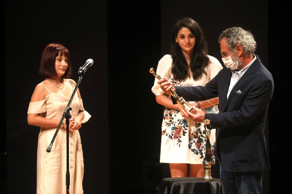2020 Adana Altın Koza Film Festivali'nde En İyi Film Nasipse Adayız oldu - 9