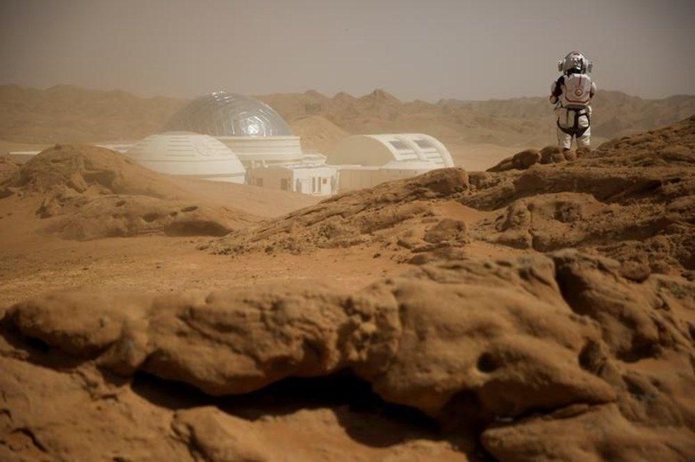 ABD'li bilim insanları açıkladı: Mars'ın tuzlu suyundan oksijen ve yakıt üretecek teknoloji geliştirildi - 3