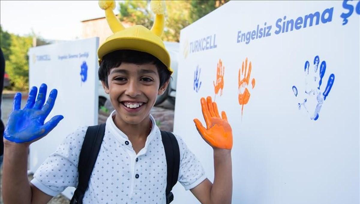 Turkcell, 100 bin engellinin ve 30 bin öğrencinin hayatını kolaylaştırdı