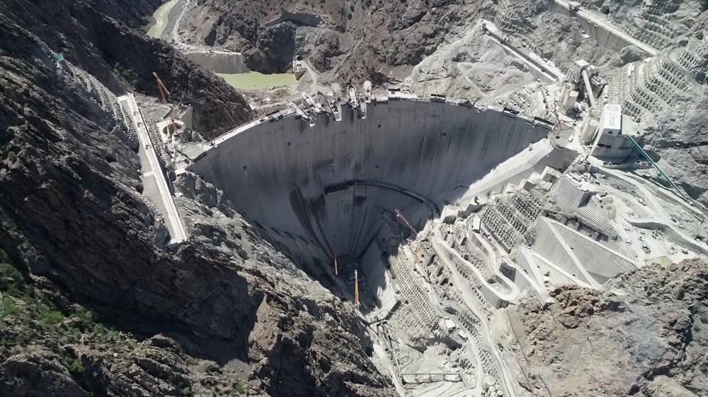 Türkiye'nin en yüksek barajında ekonomiye yıllık 2 milyar TL katkı - 4