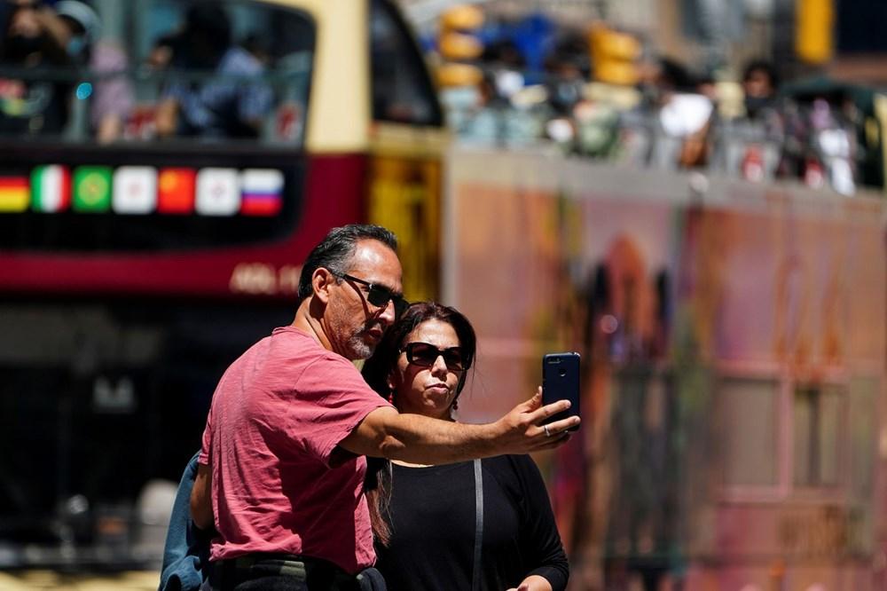 New York 14 ayın ardından normale döndü: Sosyal mesafe ve maske kaldırıldı, işletmeler tam kapasiteyle açıldı - 3