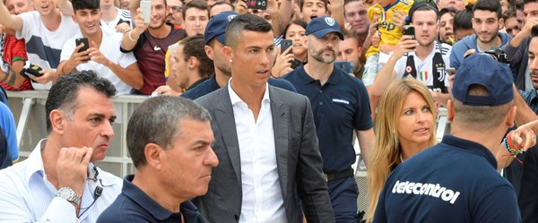 Cristiano Ronaldo: Juventus'ta iz bırakmak istiyorum
