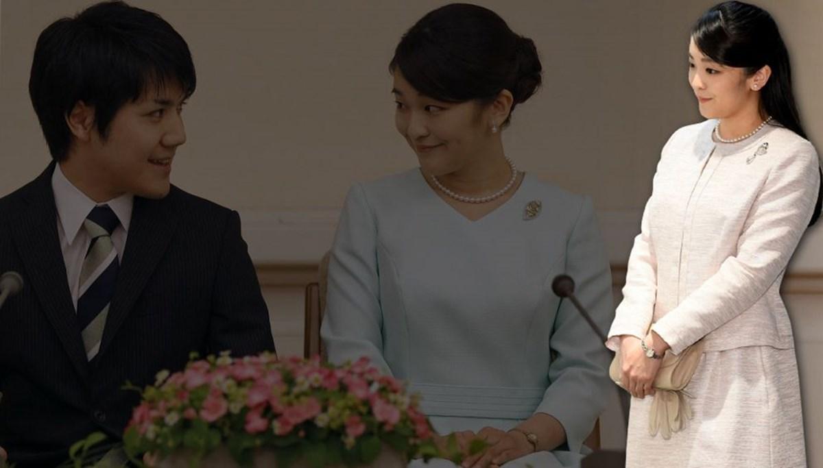 Prenses Mako'nun düğünü öncesi Japonya Kraliyeti'nde 'Kara Dul' krizi