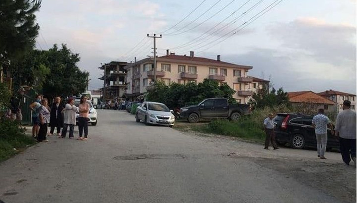 Emekli albay komşusunu öldürüp intihar etti