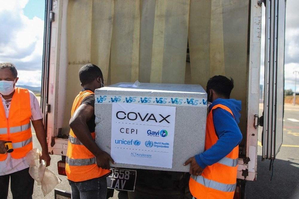 DSÖ: Yoksul ülkelerin Covid-19'a karşı aşılama programlarına devam etmek için yeterli dozu yok - 7