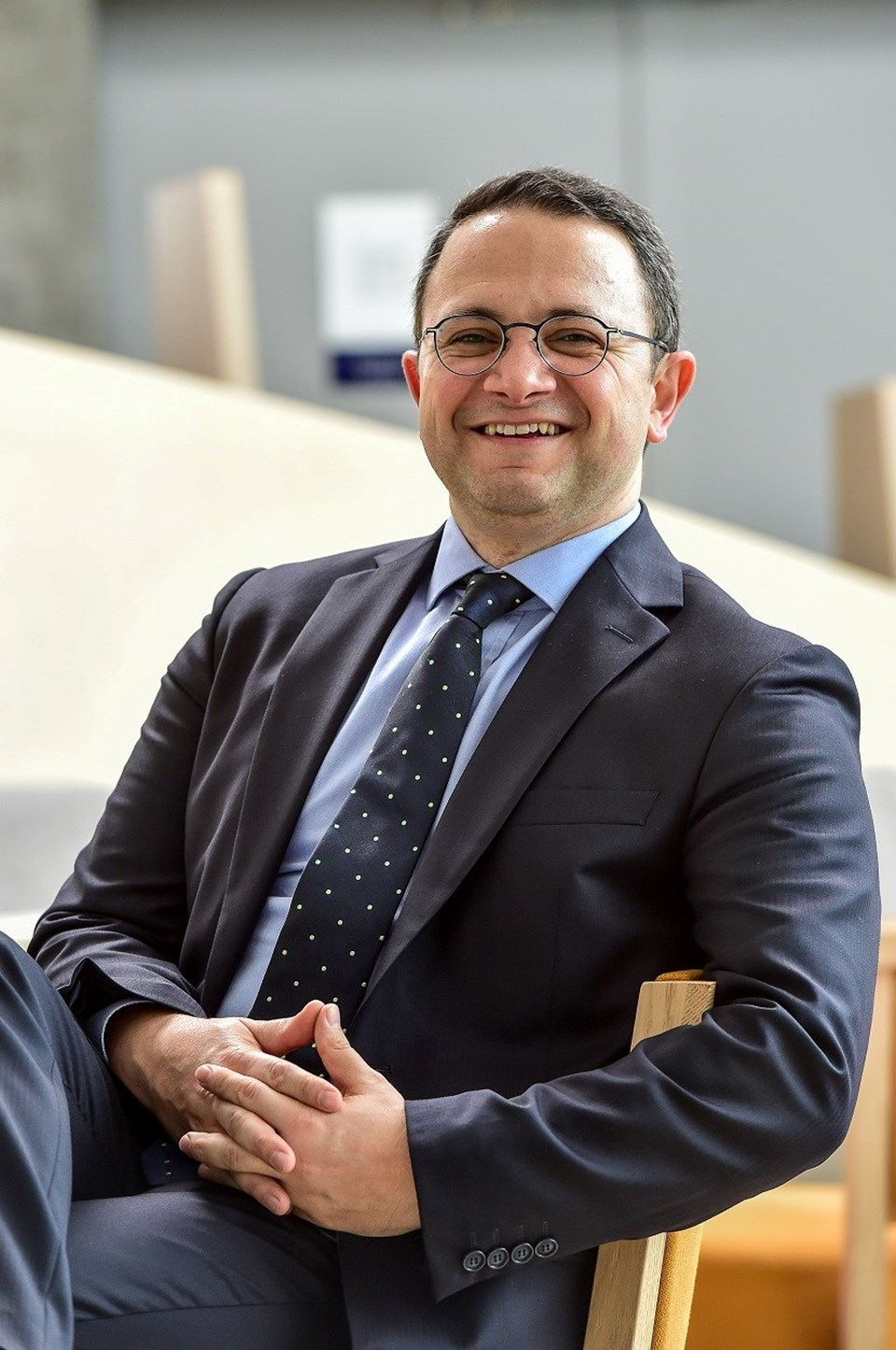 Akfen Yenilenebilir Enerji A.Ş. Genel Müdürü Kayrıl Karabeyoğlu