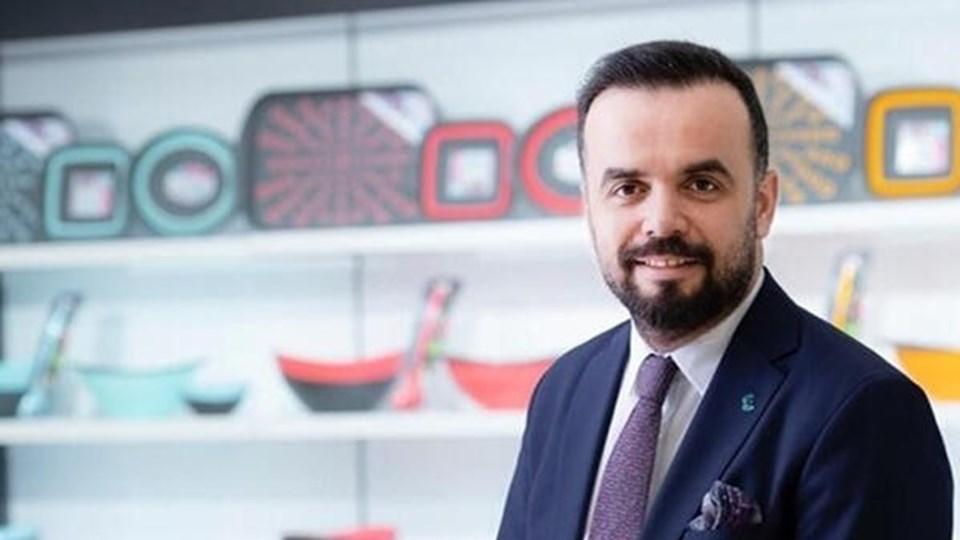 Ev ve Mutfak Eşyaları Sanayicileri ve İhracatçıları Derneği (EVSİD) Başkanı Burak Önder