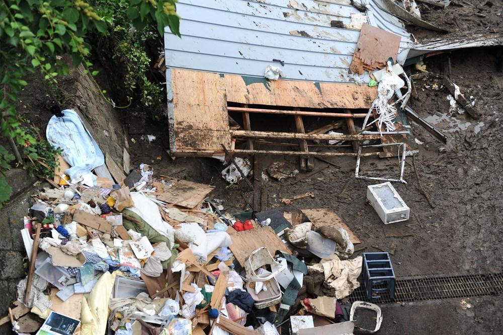 Japonya'daki sel felaketi: Ölü sayısı 7'ye yükseldi - 8