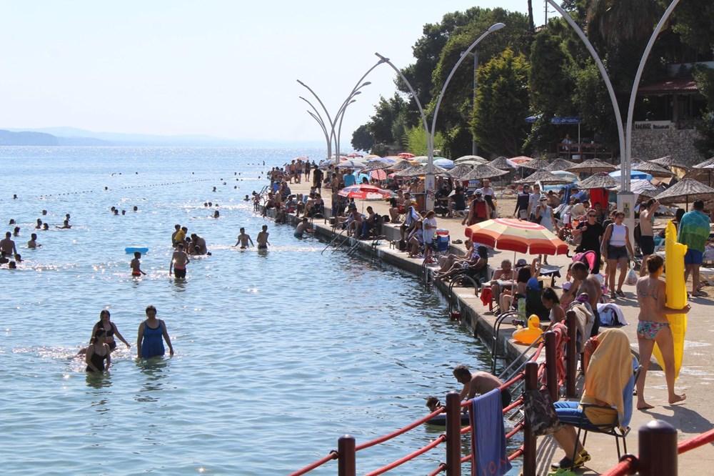 Kurban Bayramı tatili öncesi yazlık yerlere akın ettiler - 12