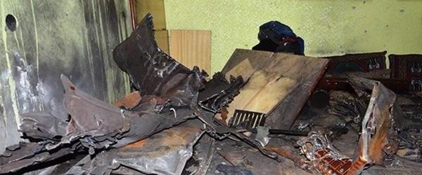 Portekiz'de odun sobası patladı: En az 8 ölü