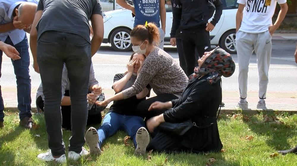 Selama pengintaian, mereka menyerang pengemudi wanita, polisi turun tangan dengan gas air mata - 14