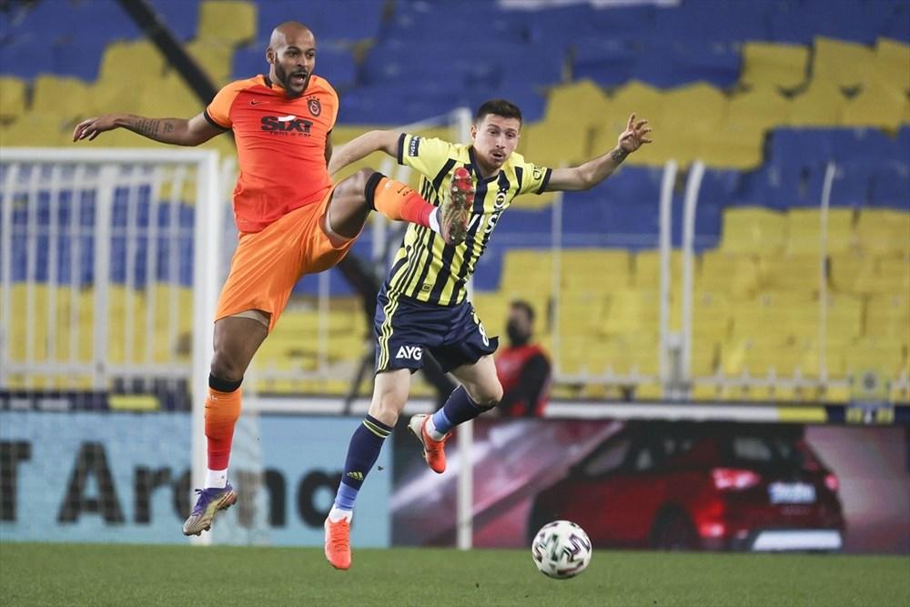 Derbide kazanan Galatasaray - 6