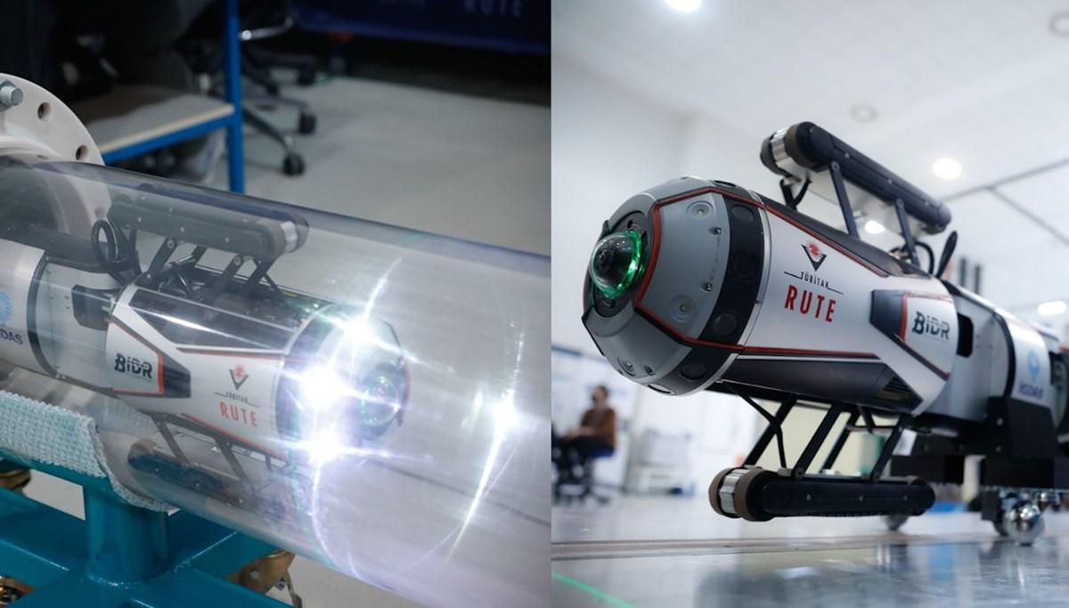 TÜBİTAK 'Robot Göz' geliştirdi