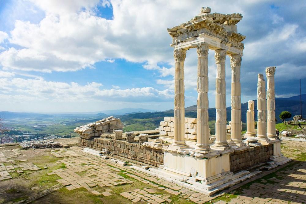 Türkiye'den UNESCO Dünya Kültür Miras Listesi'ne giren 19 eser - 15