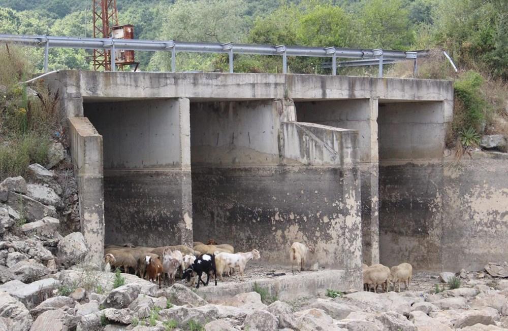 İstanbul'un su ihtiyacını karşılayan Trakya'daki barajlar kurudu - 16