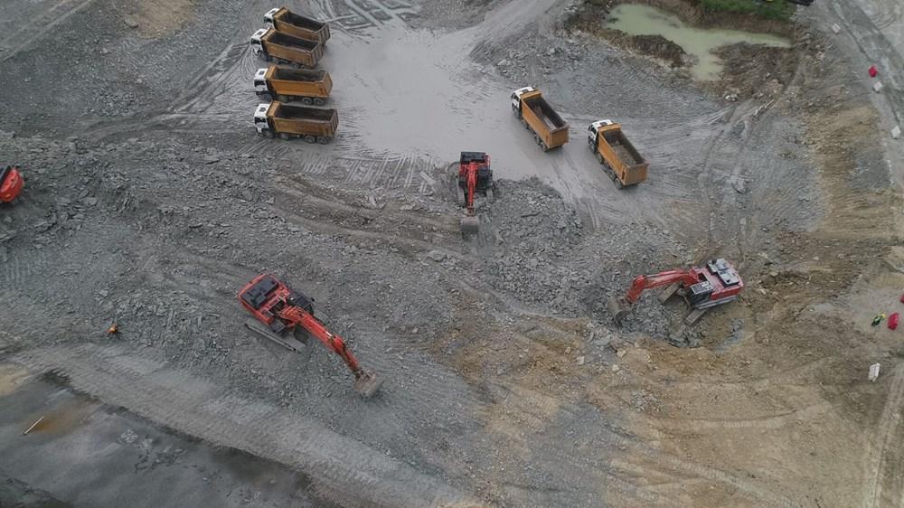 Kanal İstanbul'un temeli cumartesi atılıyor - 6
