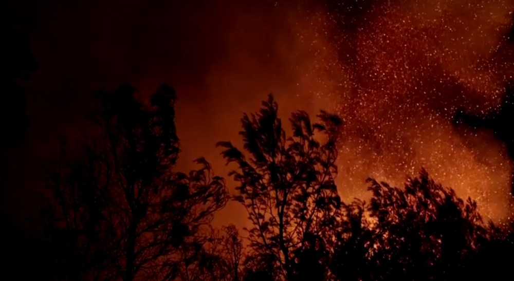 Akdeniz alev aldı: Yunanistan ve İtalya'da orman yangınları sürüyor - 32