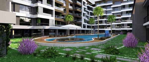 Yahya Kaptan Terrace Evleri satışa sunuldu