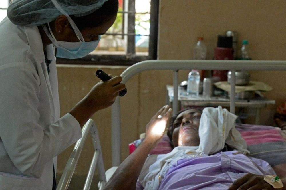 Hindistan'ı Covid-19'un ardından kara mantar vurdu: Doktorlar binlerce kişinin gözünü çıkardı - 3
