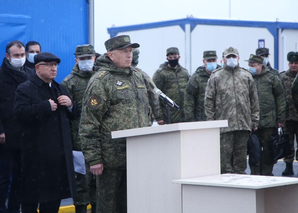 Dağlık Karabağ'da Türk-Rus Ortak Gözlem Merkezi faaliyete başladı - 30